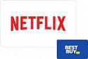 Deals List: $100 Netflix Gift Card (Digital) + $10 Best Buy eGift Card