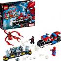 Deals List: LEGO Marvel Spider-Man: Spider-Man Bike Rescue 76113 Building Kit (235 Pieces)