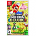 Deals List: New Super Mario Bros U Deluxe Nintendo Switch