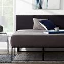 Deals List: LUCID Upholstered Mid-Rise Headboard w/Platform Queen