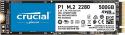 Deals List: Crucial P1 500GB 3D NAND NVMe PCIe M.2 SSD