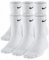 Deals List: Nike Men's Cotton 6-Pairs Socks Collection
