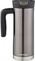 Deals List: Contigo SNAPSEAL Superior Stainless Steel Travel Mug with Handle, 20 oz., Gunmetal