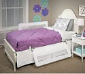 Deals List: Regalo Swing Down Double Sided Bed Rail Guard, with Reinforced Anchor Safety System
