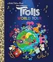 Deals List: Trolls World Tour Little Golden Book (Hardcover)