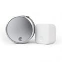 Deals List: August - Smart Lock Pro + Connect - Silver, AUG-SL03-C02-S03
