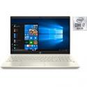 "Deals List: Refurbished HP 15-cs3075wm Pavilion 15.6"" FHD i7-1065G7 1.3GHz 8GB RAM 512GB SSD Win 10 Home Lunar Gold"