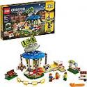 Deals List: LEGO Creator Fairground Carousel 31095 Space-Themed Building Kit (595 Pieces)
