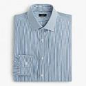 Deals List: J.Crew Men's Ludlow Stretch Easy-Care Poplin Dress Shirt (Microstripe)