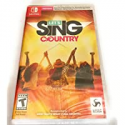 Deals List: Let's Sing Country Nintendo Switch