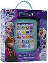 Deals List: Disney - Frozen Me Reader Electronic Reader and 8-Sound Book Library - PI Kids Hardcover