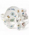 Deals List: Lenox Butterfly Meadow 24-PC Dinnerware Set Service for 6