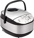 Deals List: AmazonBasics Multi-Functional Rice Cooker - 10-Cup Uncooked (20-Cup Cooked), Silver
