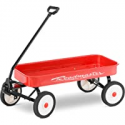 Deals List: Roadmaster Kids and Toddler Classic 34-Inch Steel Pull Wagon, 8-inch Wheels, Red/Black