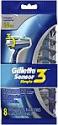 Deals List: Gillette Sensor3 Simple Men's Disposable Razors, 8 Count