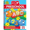 Deals List: School Zone Big Preschool Workbook Paperback