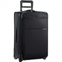 Deals List: Briggs & Riley Baseline-Softside CX Expandable Carry-On Upright Luggage, Black, 22-Inch