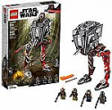 Deals List: EGO Star Wars AT-ST Raider 75254 The Mandalorian Collectible All Terrain Scout Transport Walker Posable Building Model (540 Pieces)