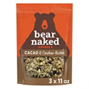 Deals List: 3Ct Bear Naked Cacao & Cashew Butter Granola Gluten-Free 11oz Bag