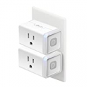 Deals List: 2-Pack Kasa Smart Plug by TP-Link,Smart Home WiFi Outlet works HS103P2