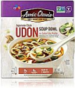 Deals List: Annie Chun's Udon Soup Noodle Bowl |Non-GMO, Vegan, Shelf-Stable, 5.9-oz (Pack of 6), Japanese-Style Savory Ready Meal