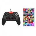 Deals List: Mario Kart 8 Deluxe or The Legend of Zelda: Breath of the Wild + Ematic Nintendo Switch Wired Controller Bundle