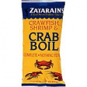 Deals List: Zatarain's Crawfish, Shrimp & Crab Boil, 16 oz