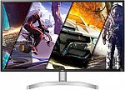 Deals List: LG 32UL500-W 32 Inch UHD (3840 x 2160) VA Display with AMD FreeSync, DCI-P3 95% Color Gamut and HDR 10 Compatibility, Silver/White