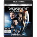 Deals List: Ender's Game [4K Ultra HD + Blu-ray + Digital HD]