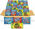 Deals List: OREO Mini Cookies, CHIPS AHOY! Mini Cookies, SOUR PATCH KIDS Candy & Nutter Butter Bites Cookies & Candy Variety Pack, 32 Snack Packs