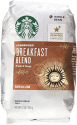 Deals List: 16 oz Starbucks Breakfast Blend Ground Coffee, Medium Roast