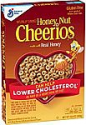 Deals List: Honey Nut Cheerios, Gluten Free Cereal With Oats, 10.8 Oz