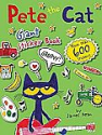 Deals List: Pete the Cat Giant Sticker Book 100 Pages (600 Stickers)