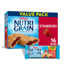 Deals List: 48-Count of Kellogg's Nutri-Grain Individually Wrapped Soft Baked Cereal Bars, 1.3 oz. Bars (Strawberry)