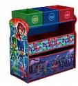 Deals List: Delta Children 6-Bin Toy Storage Organizer, PJ Masks