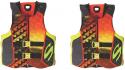 Deals List: Stearns Hydroprene Life Vest 2 Pack Orange