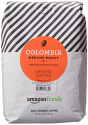 Deals List: AmazonFresh Colombia Ground Coffee, Medium Roast, 32 Ounce