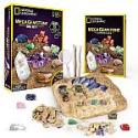 Deals List: National Geographic Mega Fossil Dig Kit