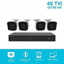 Deals List: LaView 8 Channel DVR Security System with 4x Ultra HD 4K 8.3MP