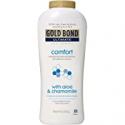 Deals List: 2-Pack Gold Bond Ultimate Comfort Body Powder Aloe 10oz