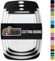 Deals List:  3-Piece Gorilla Grip Original Oversized Cutting Board