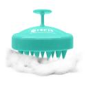 Deals List: Heeta Hair Scalp Massager, Wet and Dry Shampoo Brush Scalp Massage Brush with Soft Silicone Rubber Hair Brush for Women, Men, Pet