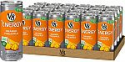 Deals List: V8 +Energy, Healthy Energy Drink, Natural Energy from Tea, Orange Pineapple, 8 Ounce Can (Pack of 24)