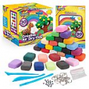 Deals List: Creative Kids Air Dry Clay Modeling Crafts Kit For Children