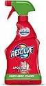 Deals List: Resolve 22 fl oz Multi-Fabric Cleaner and Upholstery Stain Remover