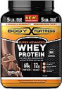 Deals List: Body Fortress Super Advanced Whey Protein Powder, Gluten Free, Chocolate, 5 Lbs