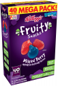Deals List: Fruity Snacks Mixed Berry, Gluten Free, Fat Free