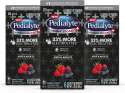 Deals List: Pedialyte AdvancedCare Plus Electrolyte Powder, with 33% More Electrolytes and PreActiv Prebiotics, Berry Frost, Electrolyte Drink Powder Packets, 0.6 Oz (18 Count)