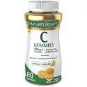 Deals List:  2x 80ct Nature's Bounty Vitamin C Gummies