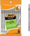 Deals List: TICONDEROGA Pencils, Wood-Cased, Unsharpened, Graphite #2 HB Soft, Yellow, 48-Pack (13922)